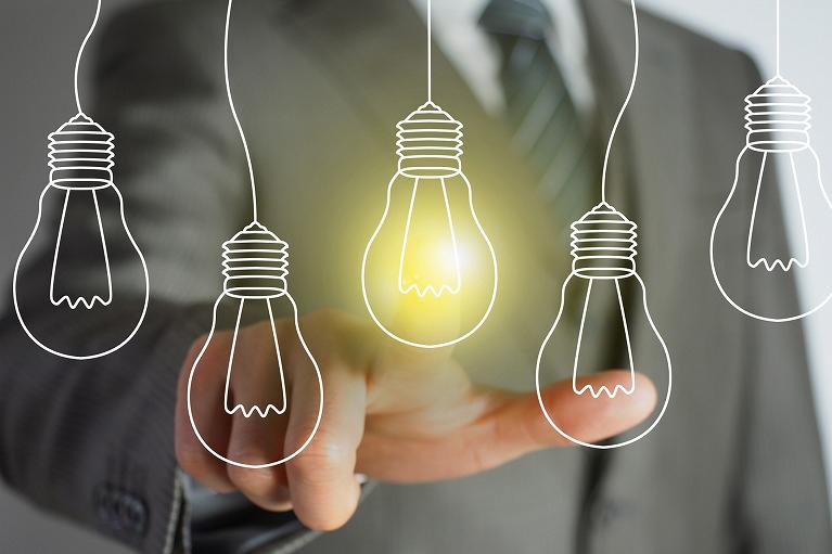 アイディアや創造力が持ち味のクリエイター